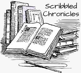 Scribbled Chronicles banner