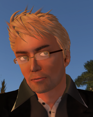 Eirik O'taku in Second Life