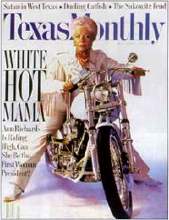 Texas Monthly, July 1992